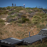 STAIRS TO LOOKOUT by Don Dobson.jpg
