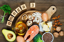 Animal and vegetable sources of omega-3