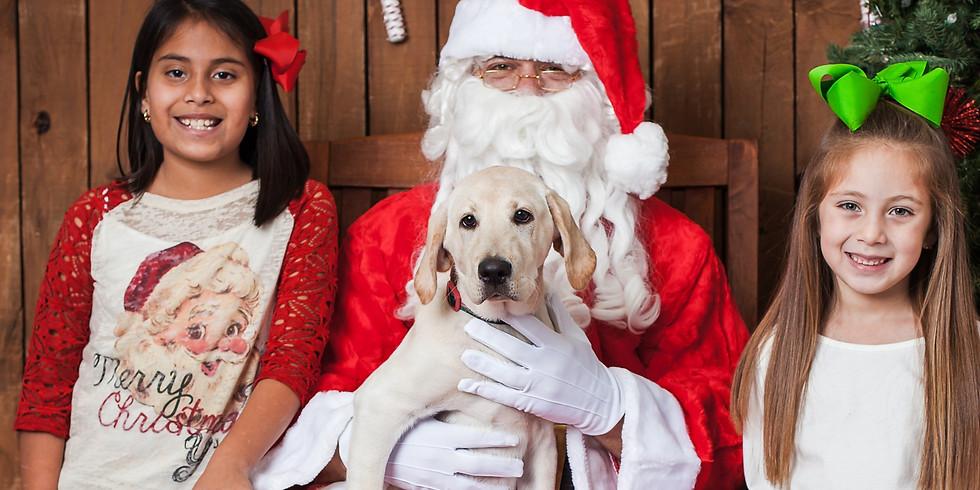 Santa Paws Pictures 2019!