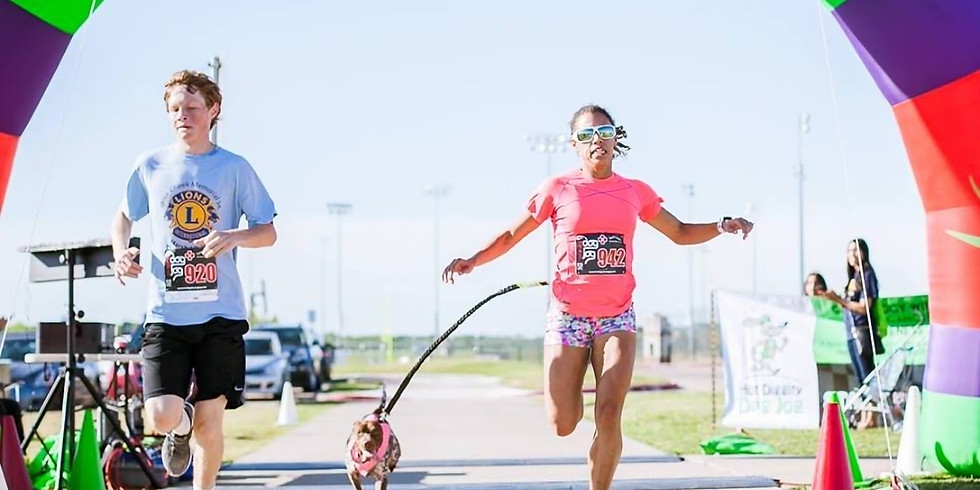 5K Race and 1 Mile Fun Run/Walk