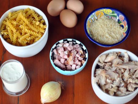 Prepare-se para cozinhar