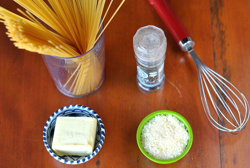 ingredientes molho alfredo
