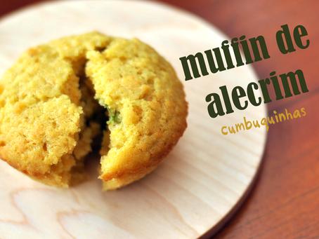 Muffin de alecrim
