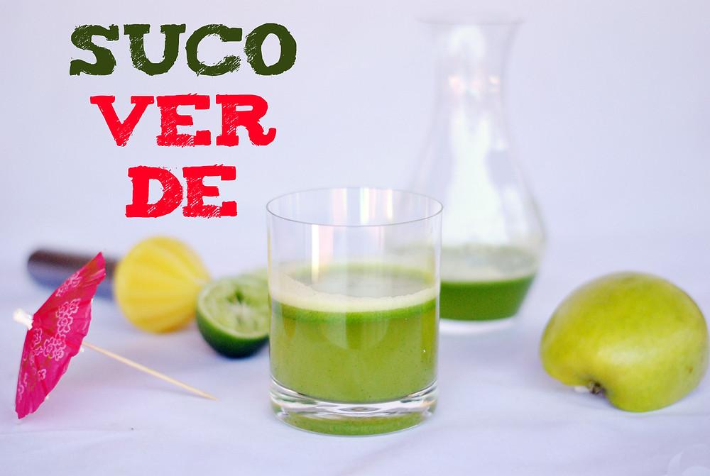 suco verde cumbuquinhas