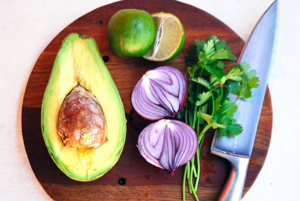 ingredientes preparar guacamole