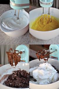 modo de preparo bolo chiffon