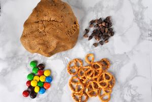 cookies de rena cumbuquinhas kit