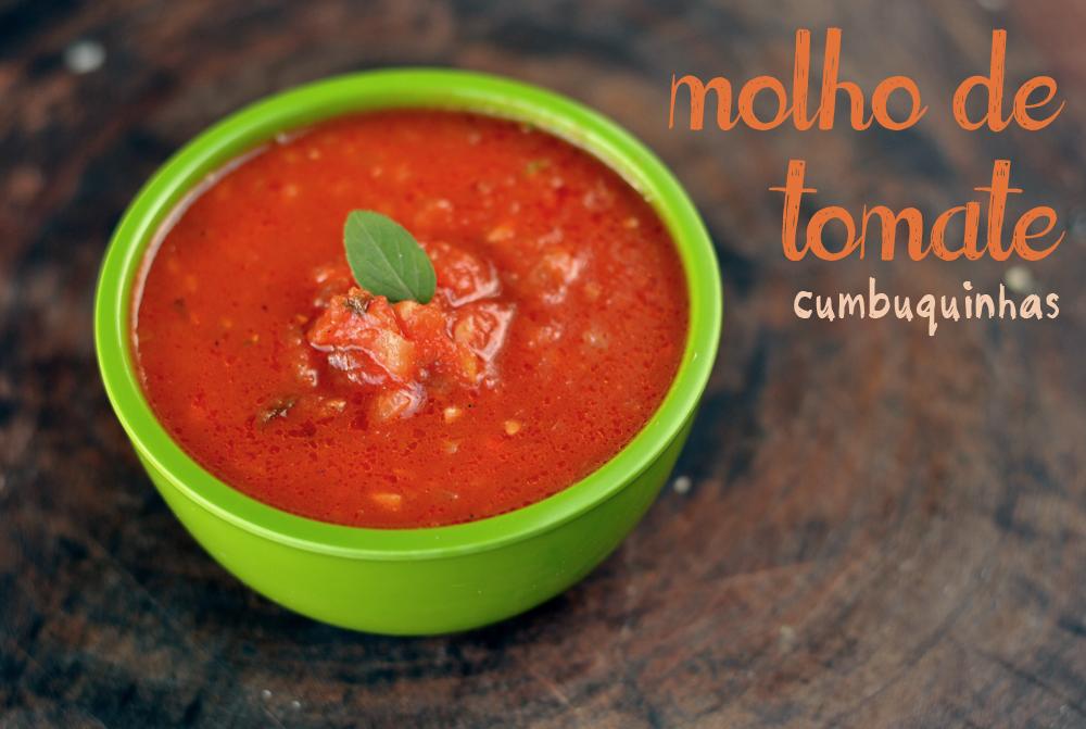 molho tomate caseiro facil como preparar