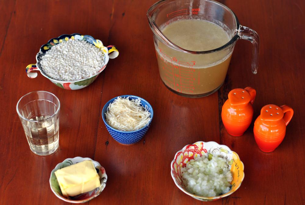 ingredientes risoto cumbuquinhas
