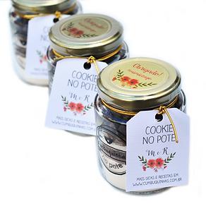 Lembrancinhas personalizadas criativas para casamentos e chá de cozinha