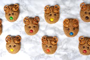 cookies de rena
