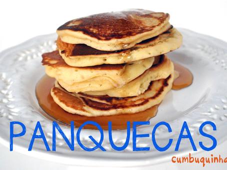 Panquecas americanas - o sucesso do café da manhã