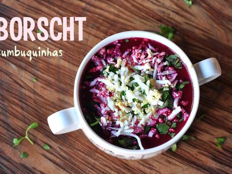 A sopa que queria ser borscht