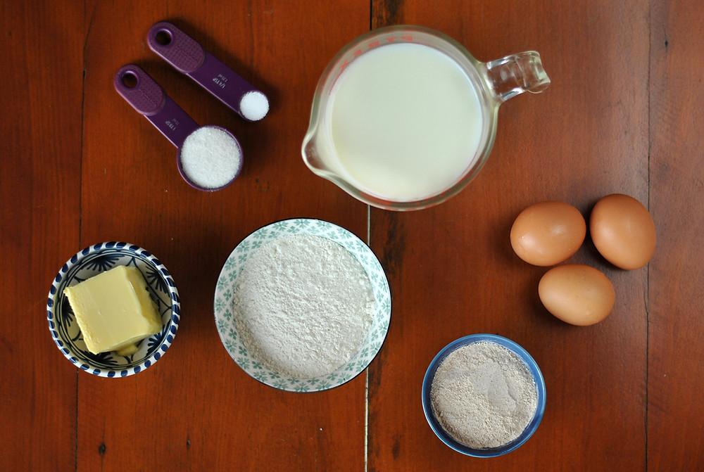 ingredientes para preparar crepe cumbuquinhas