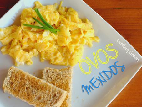 SOBRE OVOS - Parte 1: Ovos Mexidos
