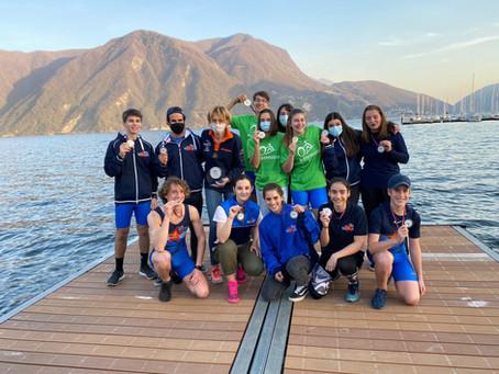 Campionati Ticinesi 2021 sotto la stella del Club Canottieri Lugano