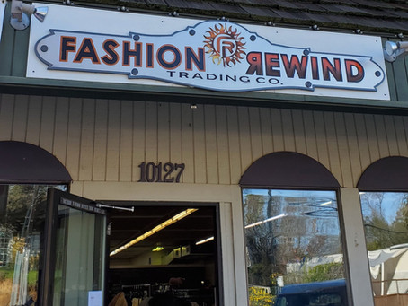Spotlight on Fashion Rewind Trading Co.