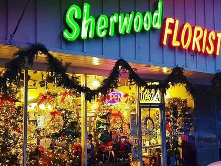 Spotlight on Sherwood Florist