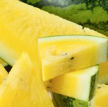 Yellow Seedless Watermelon
