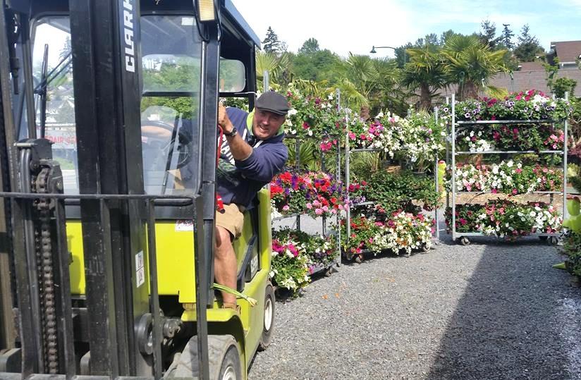 Dave Franklin Plant Nursery
