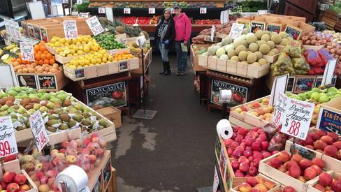 Produce Market Employees
