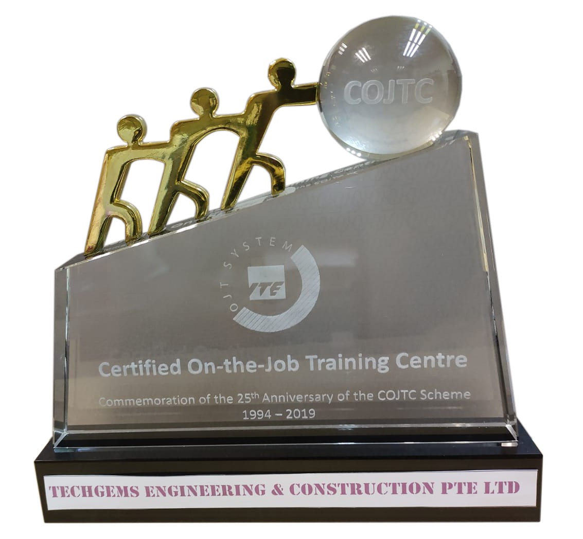 COJTC 2019 Award