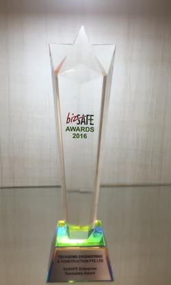 bizSAFE Awards 2016
