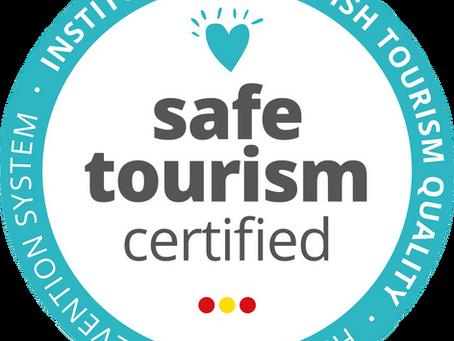 """El ICTE lanza el sello """"Safe Tourism Certified"""" y recomienda la desinfección con Ozono"""