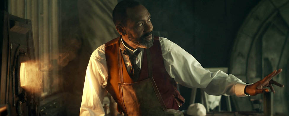 Sir Lenny Henry Porcelain Film Director of photography