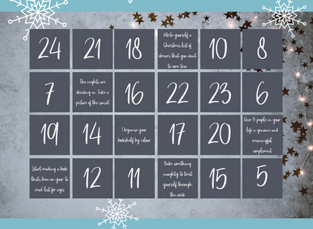 The Creativity Advent Calendar