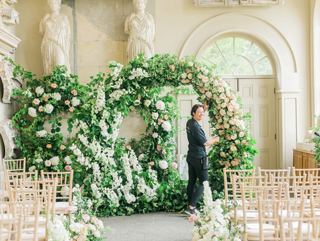 Bringing The Wow Factor At Aynhoe Park