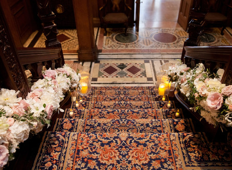 A Stunningly Elegant  Two Temple Place Wedding