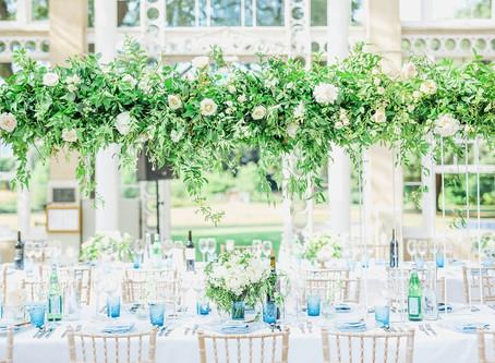 A Summer Wedding At Syon Park