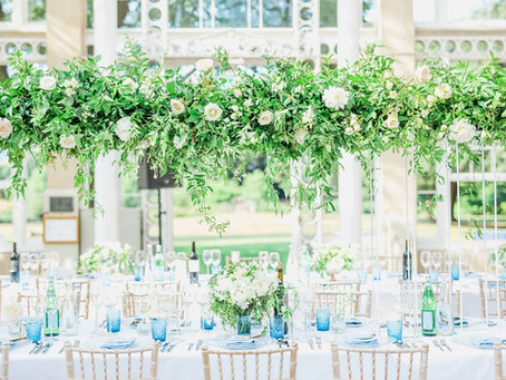 A Summer Wedding At Syon Park