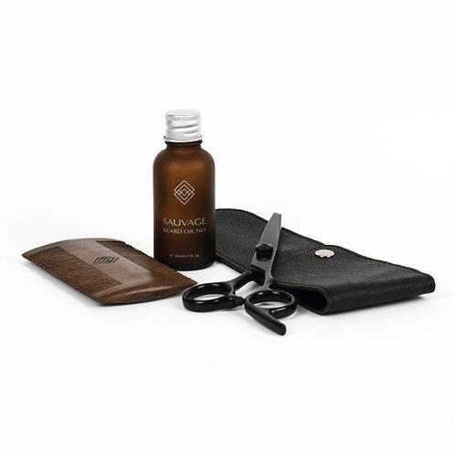 The Well Groomed Starter Kit (3pc)