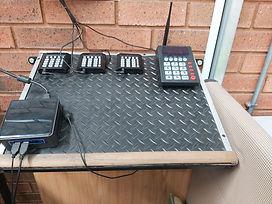yard management calling system