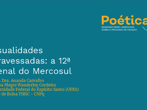 Visualidades atravessadas: a 12ª Bienal do Mercosul