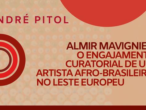 Almir Mavignier: o engajamento curatorial de um artista afro-brasileiro no Leste Europeu
