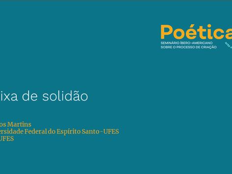 Caixa de solidão, por Marcos Martins