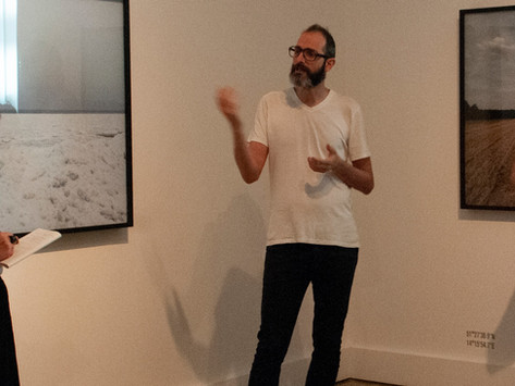 Visitas: OVERSEAS, exposição de Miro Soares
