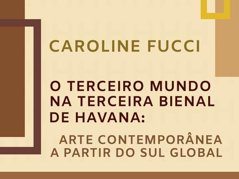 O Terceiro Mundo na Terceira Bienal de Havana: Arte contemporânea a partir do Sul Global