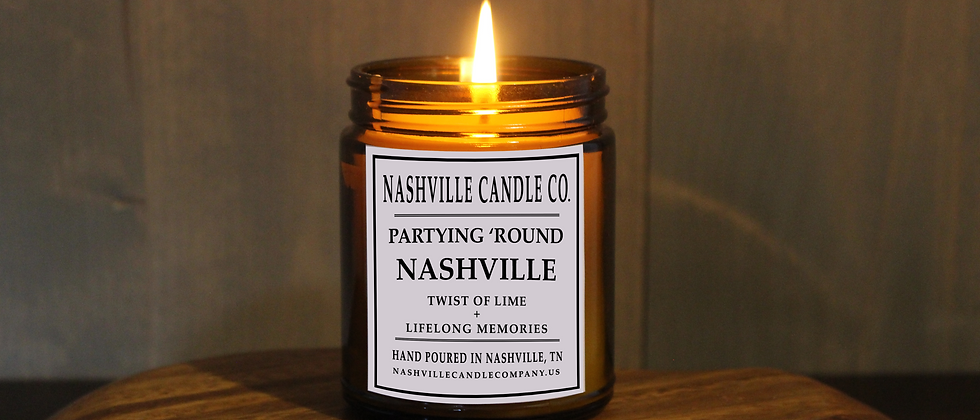Parting 'round Nashville│ Twist of Lime + Lifelong Memories