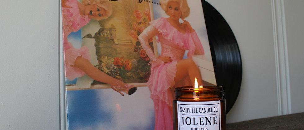 Jolene│Hibiscus + Breath of Spring