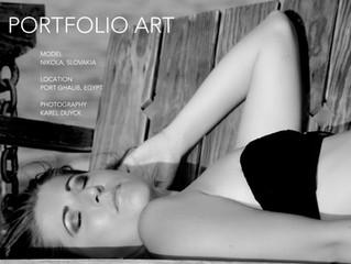 Our first Portfolio Art post