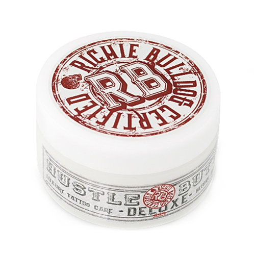 5oz Hustlebutter Deluxe Tattoo Creme