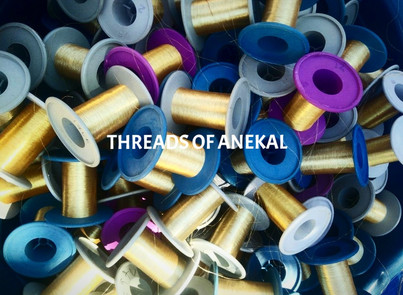 Threads of Anekal- Silk Weaving