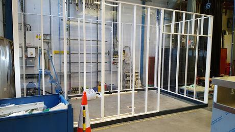 Water Ingress Test Facility