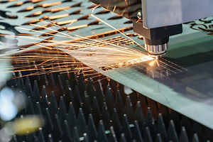 CNC Metal Laser Cutting Service in Noida