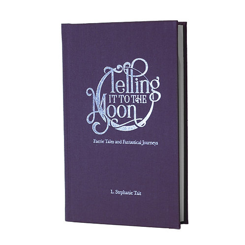 Telling it to the Moon book