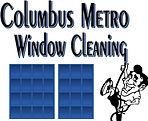 Logo of Columbus Metro Window Cleaning